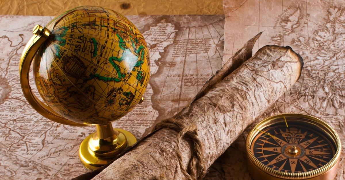 Глобус компас карта картинки
