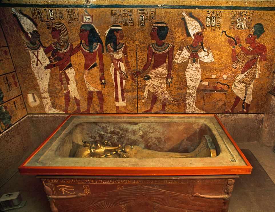 склеп фараона фото несмотря свой пыл
