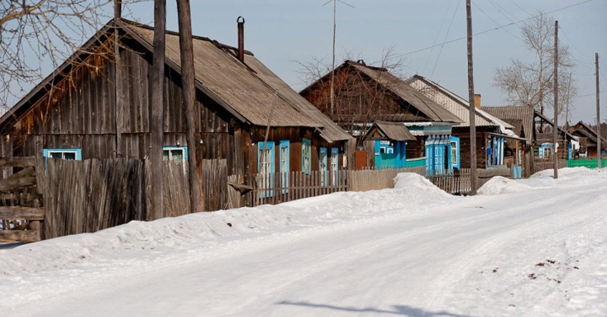 Село Хор-Тагна