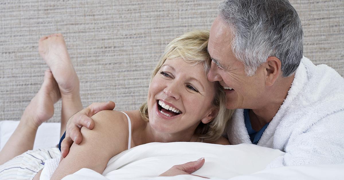 Особенности секса с мужчиной старше 55 лет