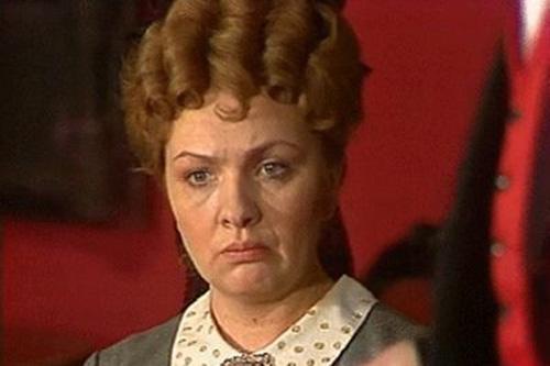Актриса наталья тенякова википедия