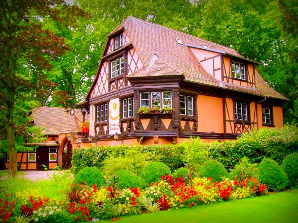 Красивые дома своими руками в россии фото
