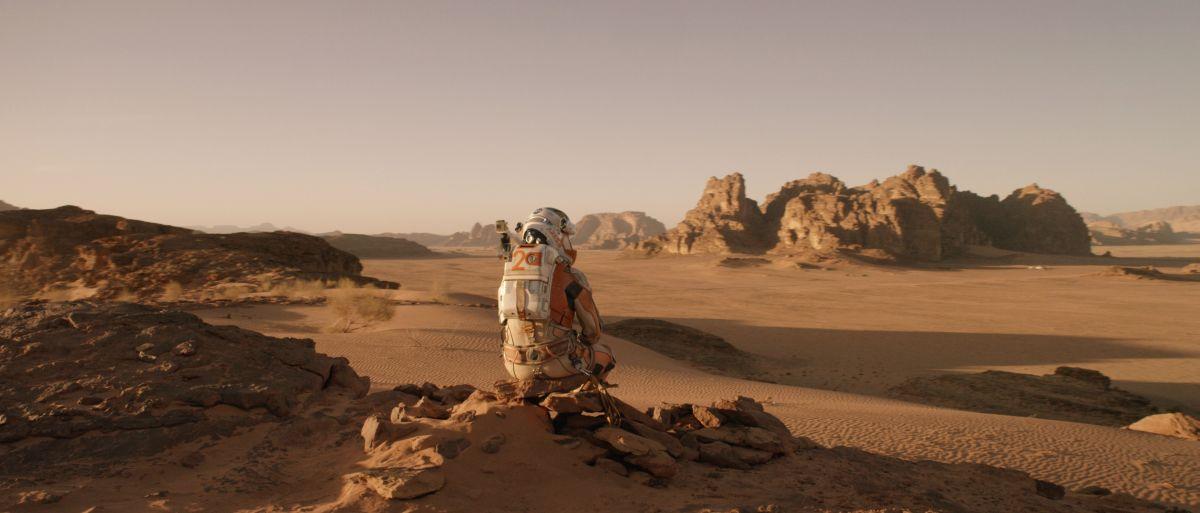 Сценарий марсиан