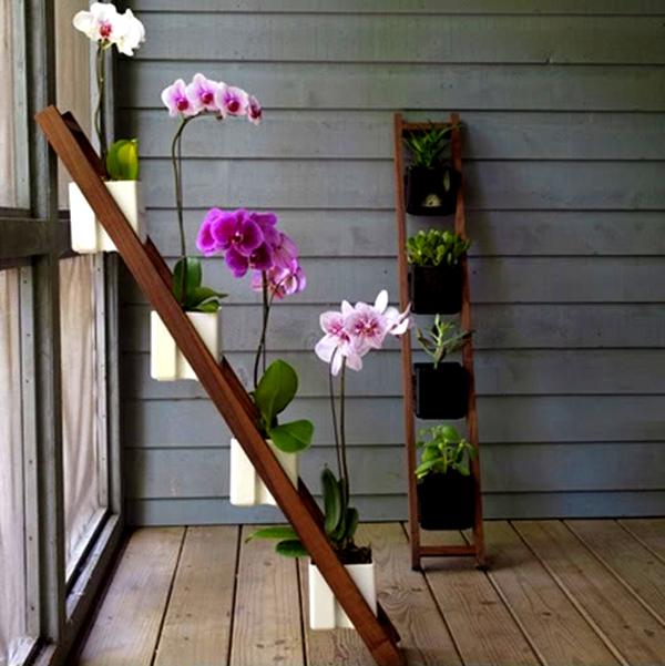 Подставка для цветов дома