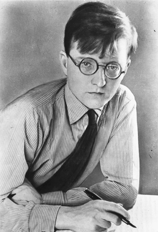 a biography of the life and times of dmitri shostakovich