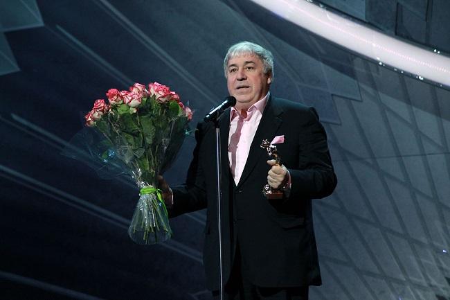Поэтом года назван Михаил Гуцериев в рамках Российской национальной музыкальной премии